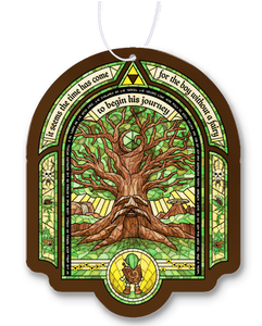 Deku Tree Air Freshener