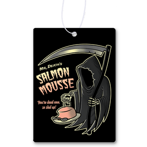 The Salmon Mousse Air Freshener