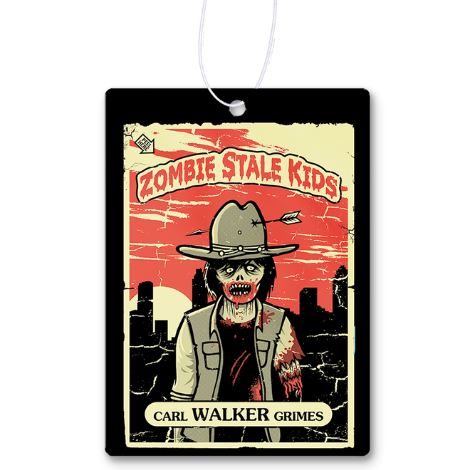 Walking Dead Air Fresheners
