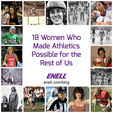 18 Women Who Made Athletics Possible for the Rest of Us