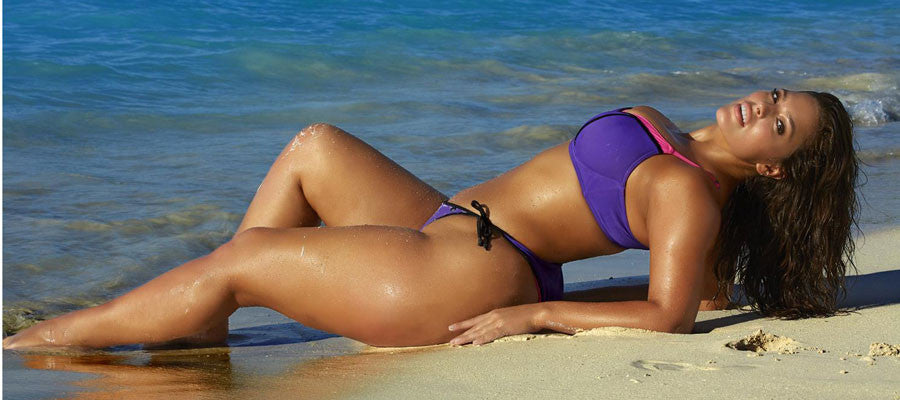 Ashley Graham Makes a Big Deal of the Swimsuit Issue