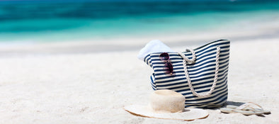 What Every Respectable Beach Bag Needs This Summer