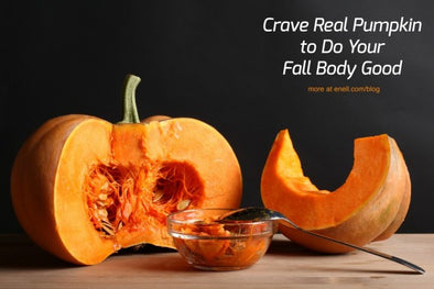 Crave Real Pumpkin to Do Your Fall Body Good