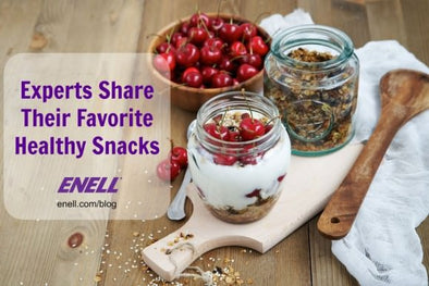 The Experts Share Their Favorite Healthy Snacks