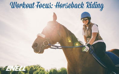 5 Reasons Horseback Riding Really is a Workout