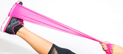 Resistance Band Workouts Can Replace Your Weights