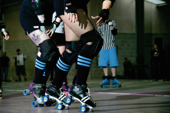 Real Sports for Women: Roller Derby Opens the Rink to Every Body