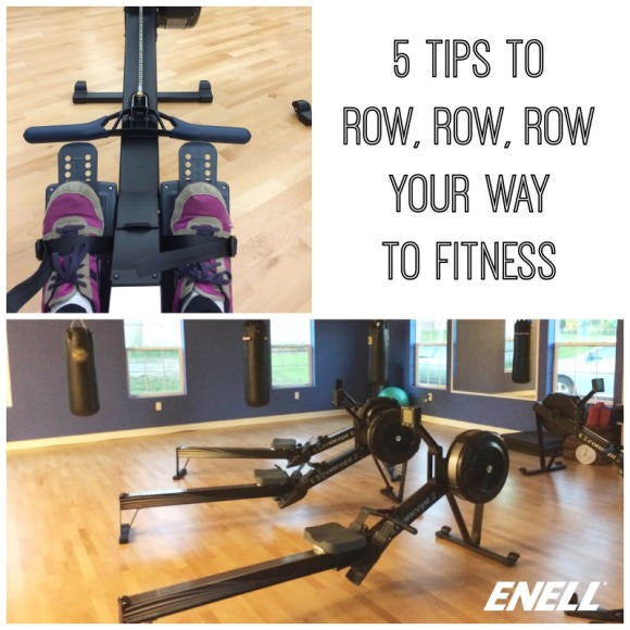 5 Tips to Help You Row, Row, Row Your Way to Fitness