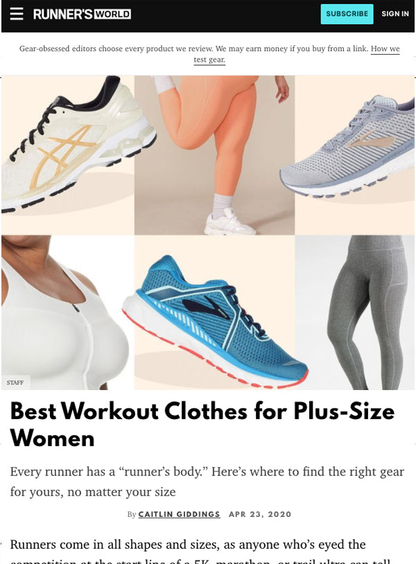 Runner's World - April 2020