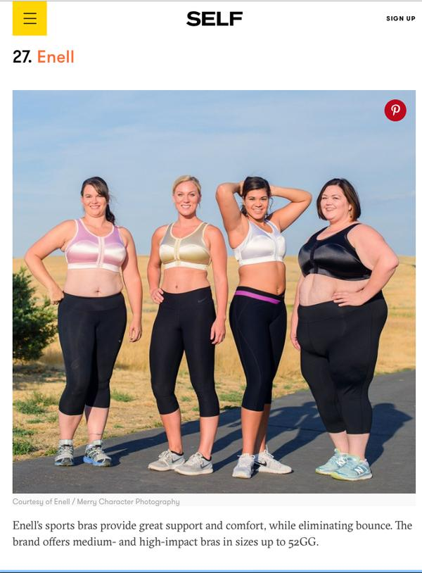 8315c7eed00 40 of the Best Plus-Size Fitness Brands You Need to Know March