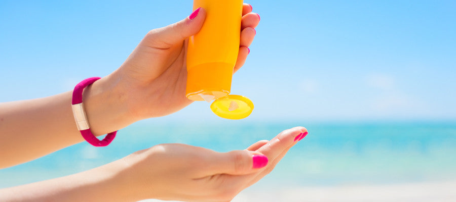 Protect Your Skin with These Simple Sunblock Rules