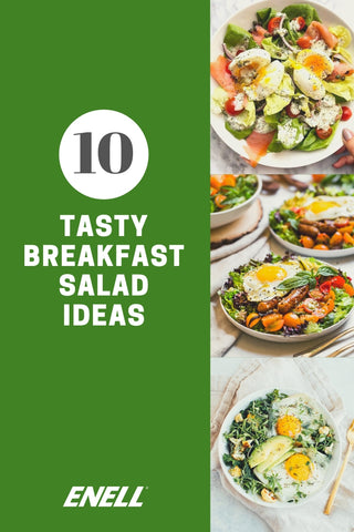 Breakfast salad ideas