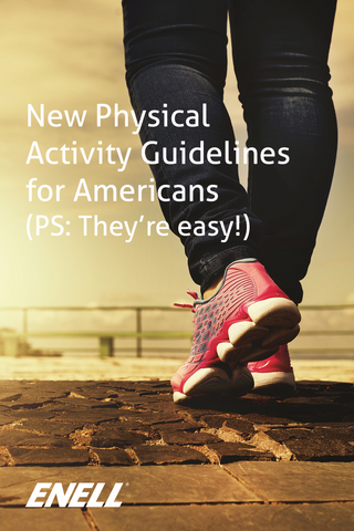 New exercise guidelines for Americans