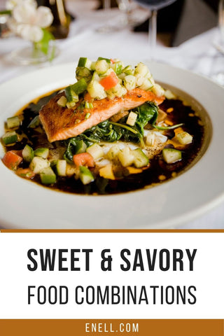 Sweet and savory food combinations to try
