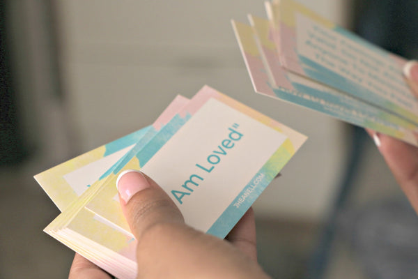 Angel Mom Affirmation Cards