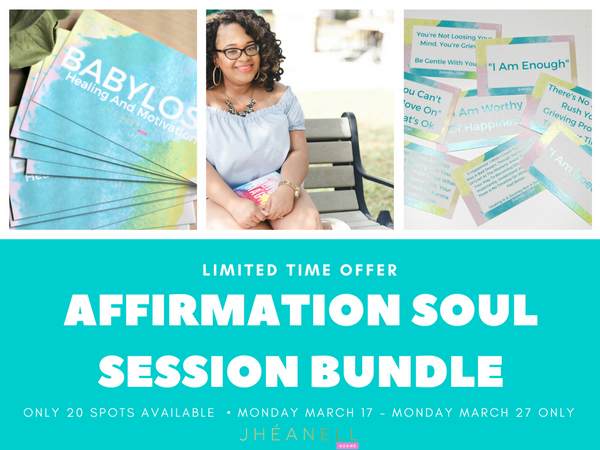 Affirmation Soul Session Bundle