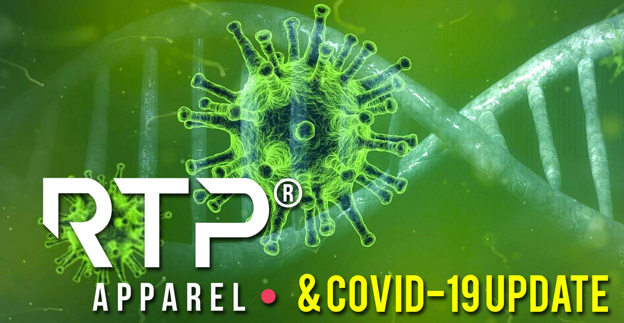 RTP Apparel USA and COVID-19 Update - Inventory