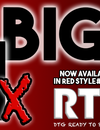 GO BIG - 4X NOW AVAILABLE IN RED