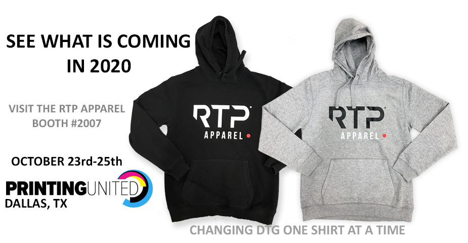 See What is Coming in 2020 to RTP Apparel