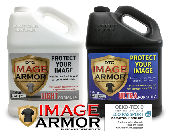 Image Armor is now ECO PASSPORT by OEKO-TEX® Certified