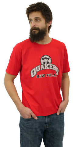 2000 Series RED 100% Polyester DTG Ready To Print Shirt