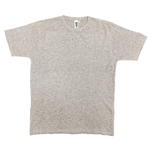 Style 1600 - Athletic Grey - DTG Ready To Print Crew Neck T-Shirt