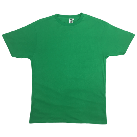 Style 1600 - Kelly Green - DTG Ready To Print Crew Neck T-Shirt