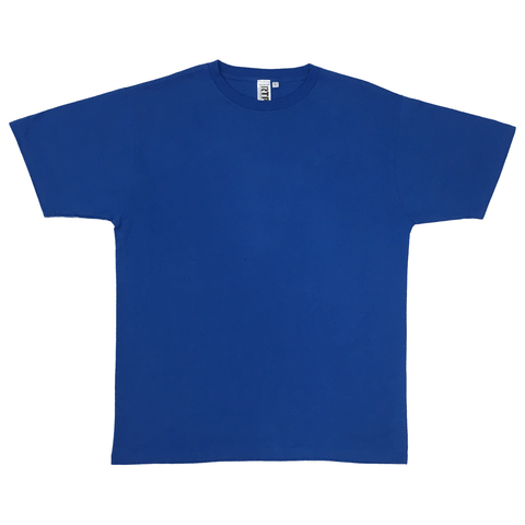 Style 1600 - Royal - DTG Ready To Print Crew Neck T-Shirt