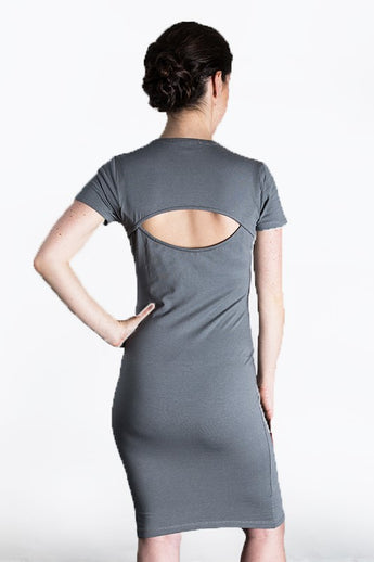 THE REBEL OPEN-BACK DRESS