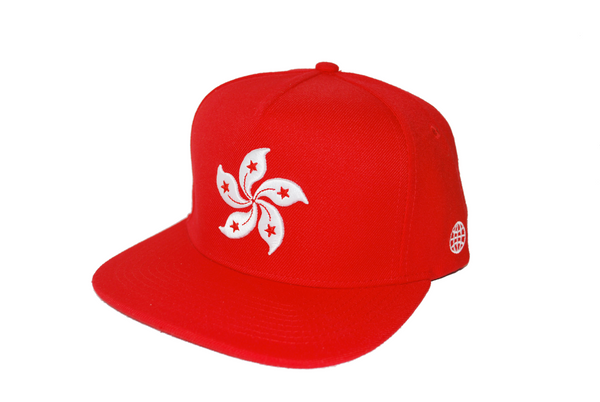Global Collectibles Hong Kong Snapback Hat