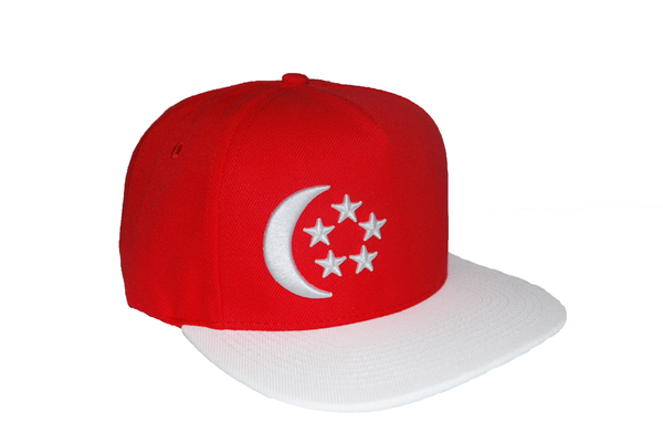 Global Collectibles Singapore Snapback Hat