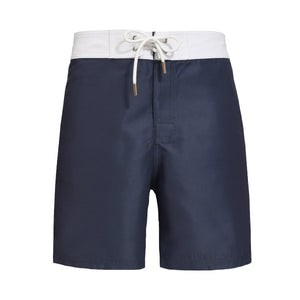 Barney Côte d'Azur Blue Swim Shorts - Blue Avenue