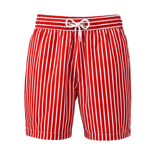 Classic Striped Red