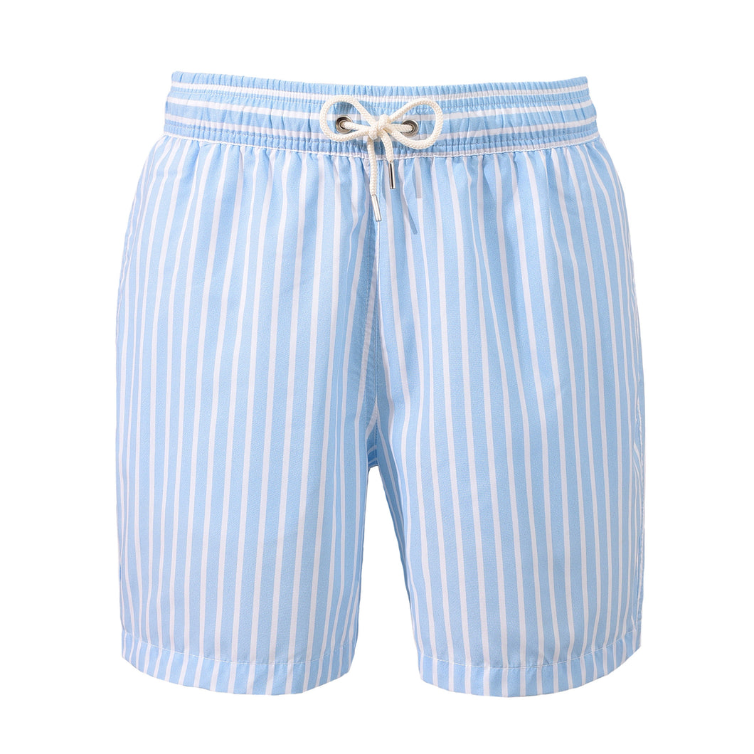 Classic Striped Light Blue Outlet