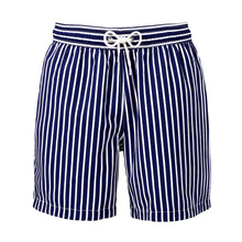 Classic Striped Navy Blue Outlet