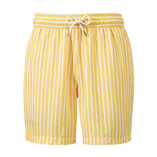 Classic Striped Light Yellow