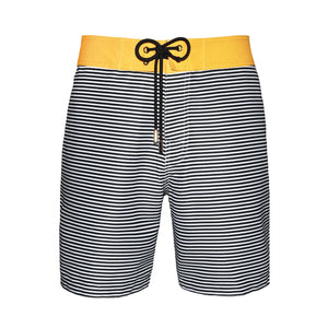 Barney Striped Black & Yellow