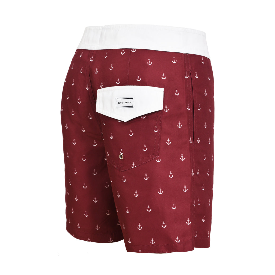 Barney Anchor Bordeaux
