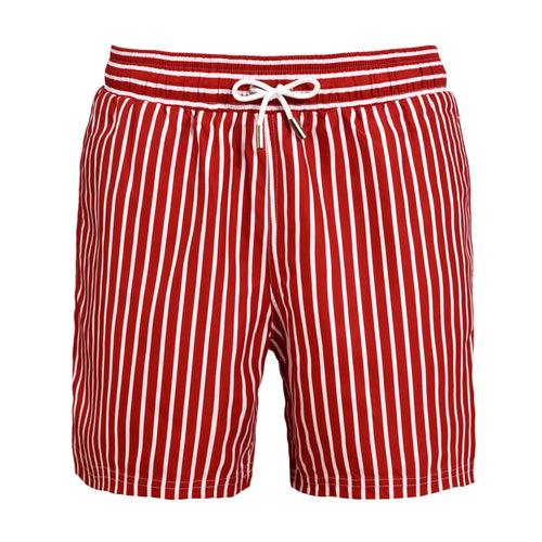 Classic Striped Barbados Red