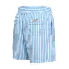 Classic Striped Light Blue