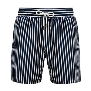 Classic Striped Navy Blue