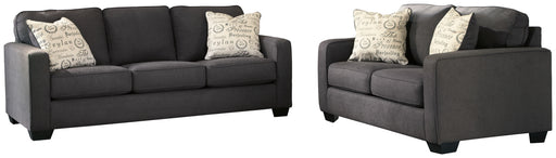 Alenya Sofa and Loveseat - Canales Furniture