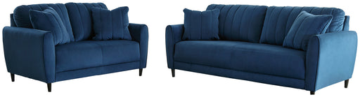 Enderlin Sofa and Loveseat - Canales Furniture