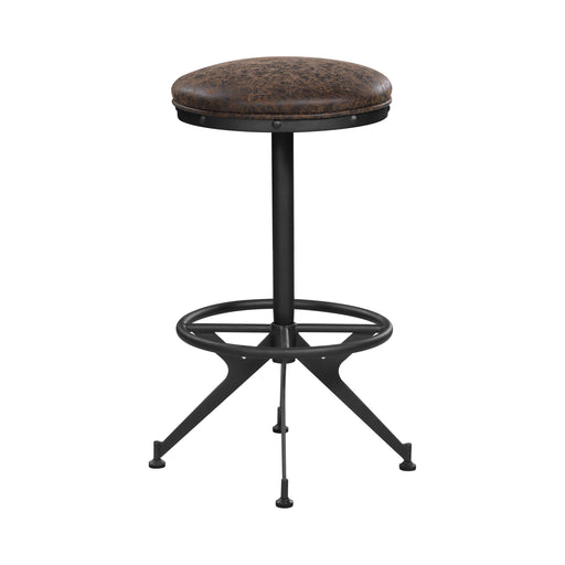 Backless Upholstered Bar Stool - Canales Furniture