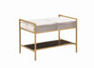 Accent Bench - Canales Furniture