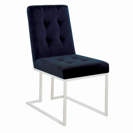 Mischa Side Chair - Canales Furniture