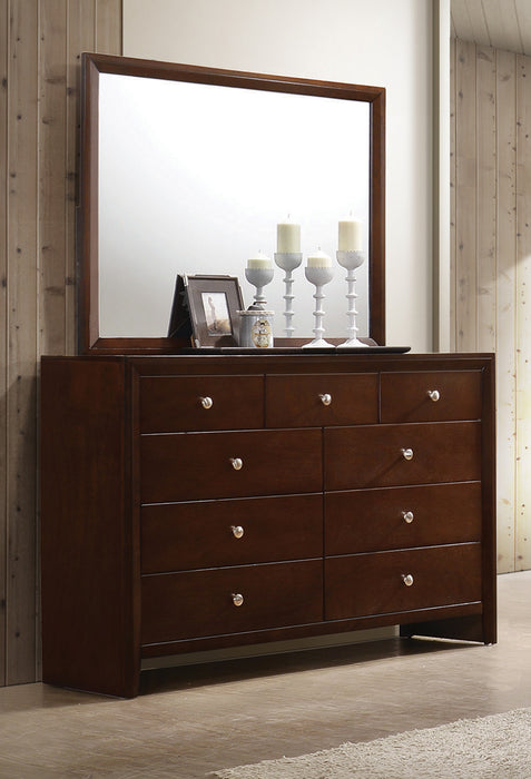 Serenity Dresser & Mirror - Canales Furniture