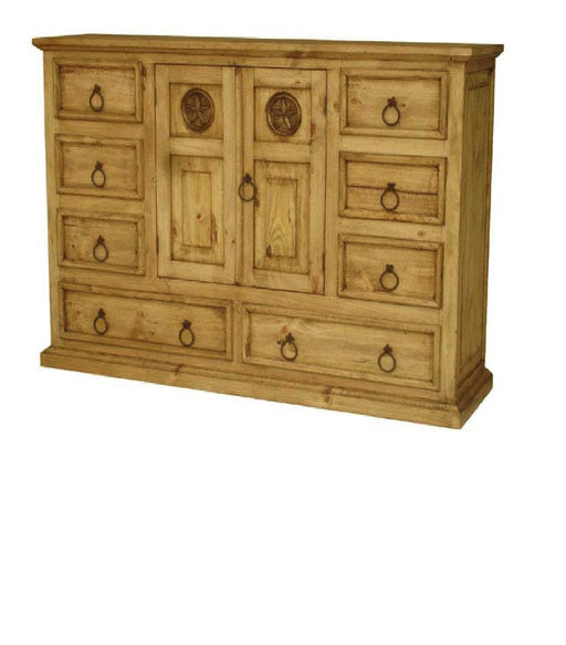 San Jose Star Dresser - Canales Furniture