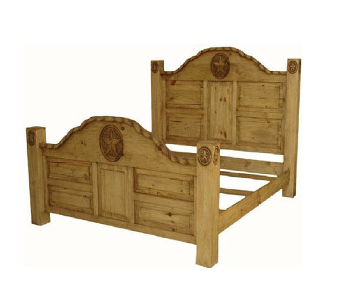 Rodeo Bed - Canales Furniture