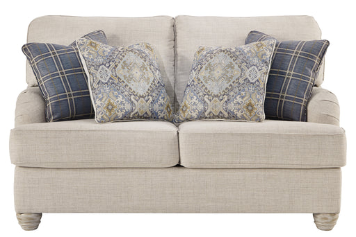 Traemore Loveseat - Canales Furniture